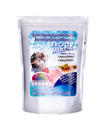 [fmxcac-750] 26.5 oz - Cappuccino Flavor Frosty Mix JATI